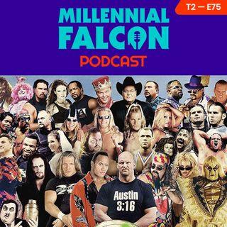 Ep 75 T2 - Wrestling Falcon