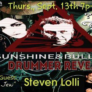 09-13-2018 - Sunshine and  Steven Lolli