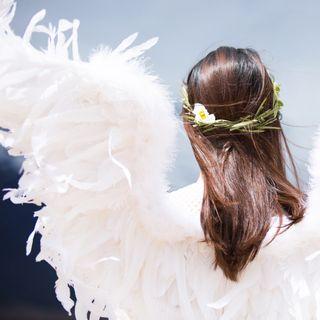 La visita de un ángel