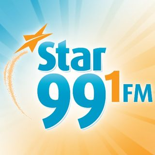 Rick & Mysti on STAR 99.1's show