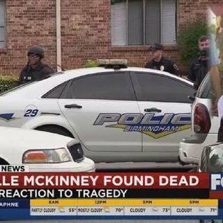 Kamille Cupcake McKinney Found Dead