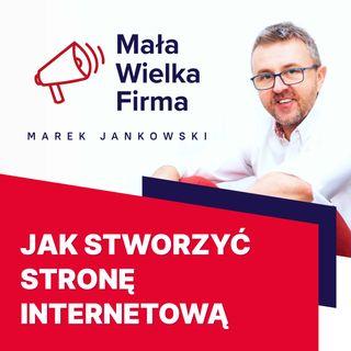 332: Jak stworzyć stronę internetową – Tomasz Dziuda
