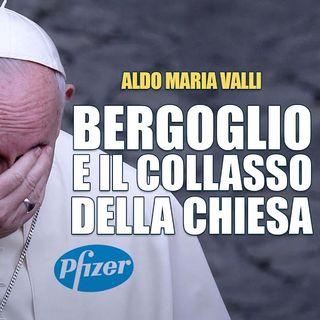 Aldo Maria Valli La malattia ha reso Bergoglio ancora più irascibile e scostante