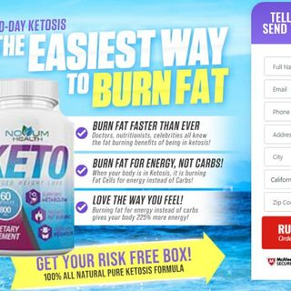 nuvom health keto *Official Update 2020*