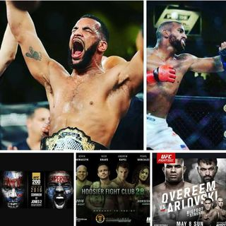 Fightlete Report Podcast May 3rd