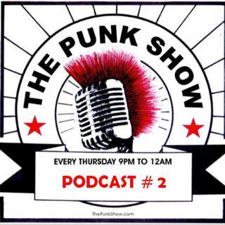 The Punk Show #2 - 02/07/2019