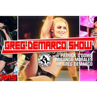 Greg DeMarco Show: We React To Your Reaction! (NXT, SummerSlam, Sasha Banks)