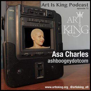 AIK 72 - Asa Charles