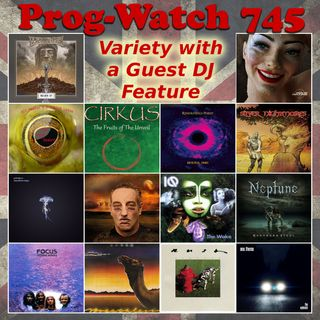 Episode 745 - Variety with a Guest DJ Feature