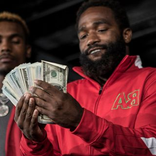Ringside Boxing Show: Broke Broner begs for bucks, Claressa challenges Laila, Team Ruiz blames Robles, and a chat with RV4 and Shakur Steven
