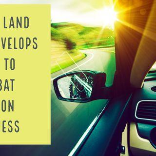 Jaguar Land Rover Develops Tech to Combat Motion Sickness