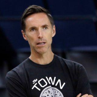 Brooklyn Nets Hire Steve Nash On 4 Year Head Coaching Deal