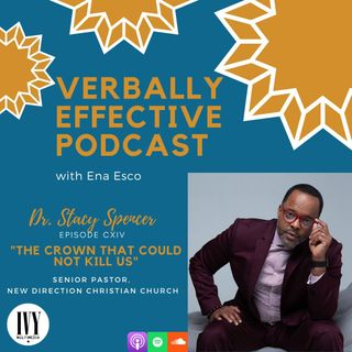 "EPISODE CXIV | ""THE CROWN THAT COULD NOT KILL US"" w/ DR. STACY SPENCER"