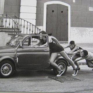 ITALI radiomusica - Fabio lucentini parodia El Canfin -liscio cumbia