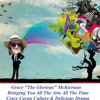 Cavan Community & Culture Show- Kim McCafferty Interview