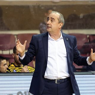 """Txus Vidorreta: """"Dedicamos esta victoria a nuestra afición"""""""