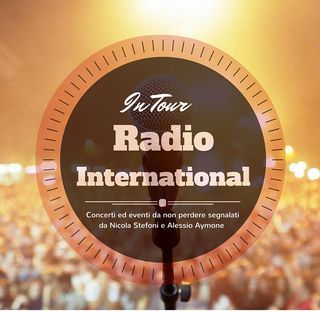 2016/4/4 Radio International in Tour