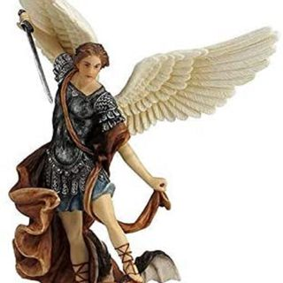 Politics before GOD ? - The archangel Michael came