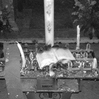 Team Silent resoconto sopralluogo Cimitero di Darola e Borgo di Leri