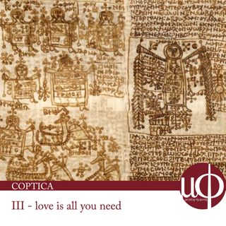 Coptica - Love is all you need - terza puntata