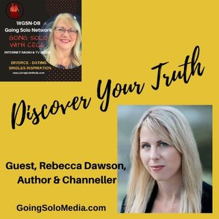 Rebecca Dawson, Author - Discover Your Truth