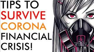 Biggest Financial Crisis of our Lives! Tips to Survive [must watch]
