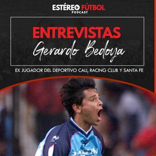 Entrevista Con Gerardo Bedoya