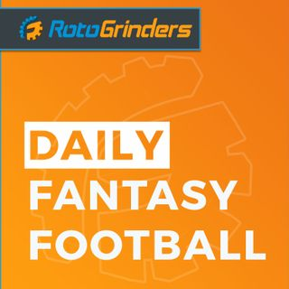 GrindersLive Replay: NFL Yahoo DFS Live Week 9 Presented by RotoGrinders