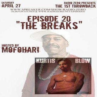 100 THE BREAKS EPISODE - Kurtis Blow