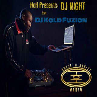DJ Night feat DJ Kold Fuzion