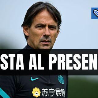 """Inter-Atalanta, Inzaghi: """"Rimaniamo concentrati sul presente"""""""