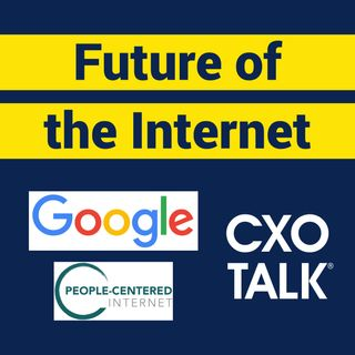 Vint Cerf Interview: Future of the Internet (with David Bray, People-Centered Internet)
