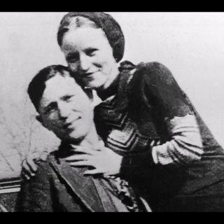 La Storia in Giallo Bonnie Parker e Clyde Barrow