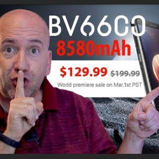 Blackview BV6600 con descomunal batería de 8580mAh