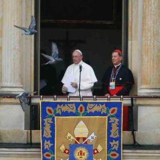 Los discursos de Francisco en Colombia