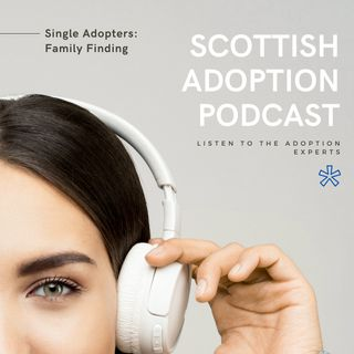 Single Adopters - Family Finding