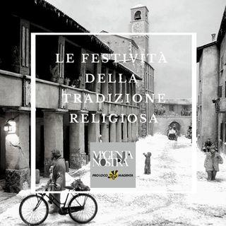 Le festività della tradizione religiosa