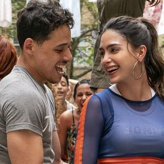 He Says She Says Film Reviews Ep #018 - IN THE HEIGHTS