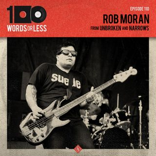 Rob Moran from Unbroken/Narrows