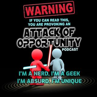Attack Of Opportunity Podcast