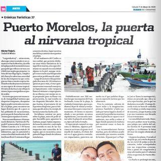 Puerto Morelos, Quintana Roo, la puerta al nirvana tropical