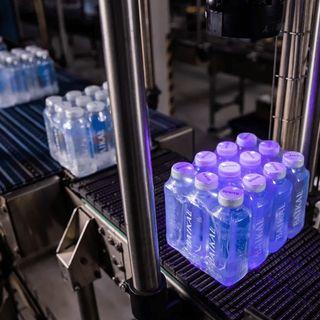 RADIO ANTARES VISION - L'acqua minerale russa BAIKALSEA è tracciata con la tecnologia Antares Vision Group