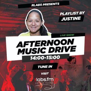Justine's Friday Playlist