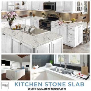 Kitchen Stone Slab in Ghana