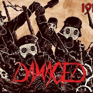 Interview with Damaged vocalist/guitarist Jose Oscar Torres