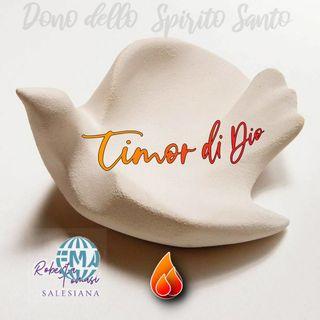 TIMOR DI DIO:dono dello SPIRITO SANTO