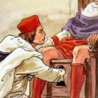 """El Palpati estrujaba los testiculos del Papa y gritaba """"Tiene dos y cuelgan bien"""""""