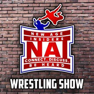 NAI Wrestling- #SurvivorSeries Post Show