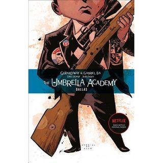 Source Material Live: The Umbrella Academy – Volume 2: Dallas