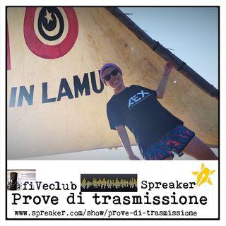 Prove di Trasmissione - Ospite Vincenza Lofino